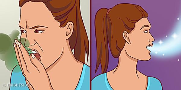 5 cách khử mùi hôi miệng chỉ sau vài phút - Ảnh 1
