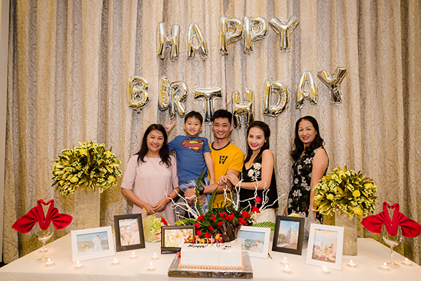 Bảo Thanh bất ngờ được tổ chức sinh nhật sớm cùng gia đình - Ảnh 4