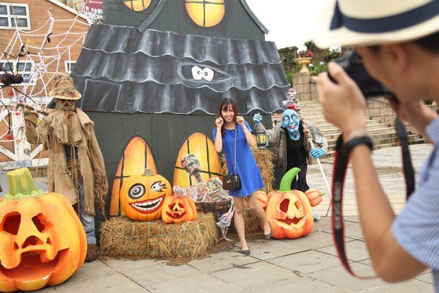Lễ hội Halloween được đông đảo người dân trên thế giới biết đến và hưởng ứng