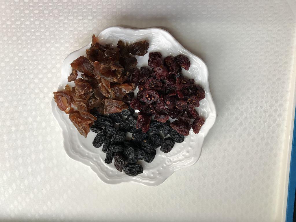 Nấu chè nếp cẩm ngọt ấm ngày thu - Ảnh 2
