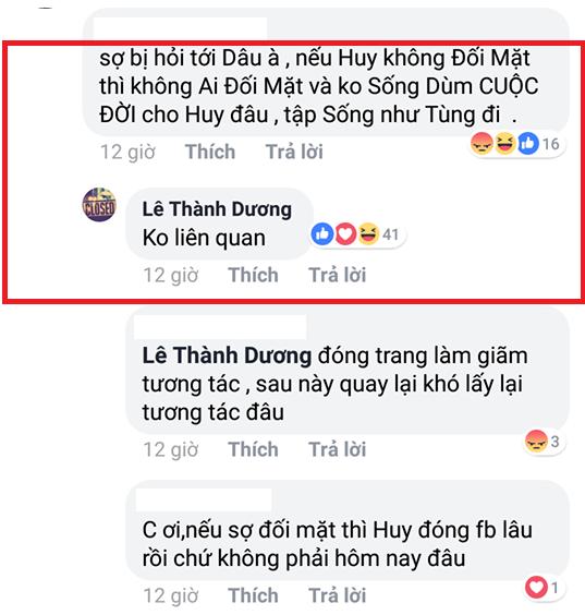 Ngô Kiến Huy đóng facebook, Nhã Phương vội vã vào hỏi han - Ảnh 3