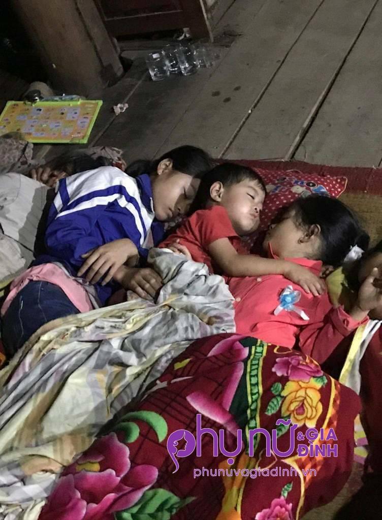 Chồng tử vong, vợ nguy kịch trên đường bán măng rừng, 3 đứa con bơ vơ, không nơi nương tựa - Ảnh 3
