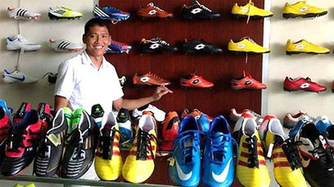 Anh Đức - cầu thủ vừa mở tỉ số cho Việt Nam: Kinh doanh từ 11 năm trước, giàu nức tiếng trong làng bóng đá - Ảnh 3