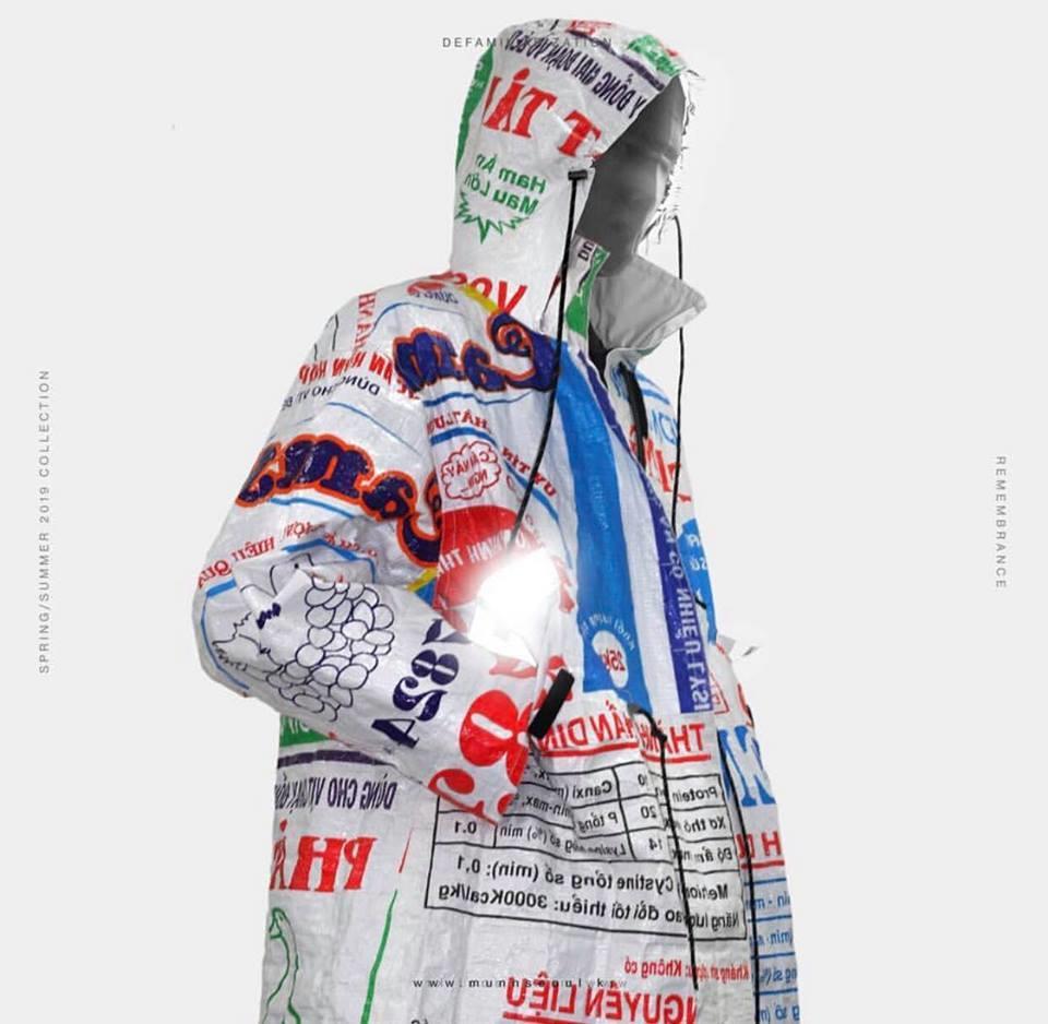 Chuyện thật như đùa: Rapper Hàn mặc áo khoác in bao bì phân bón Việt tự tin trình diễn tại MAMA Hồng Kông 2018 - Ảnh 2