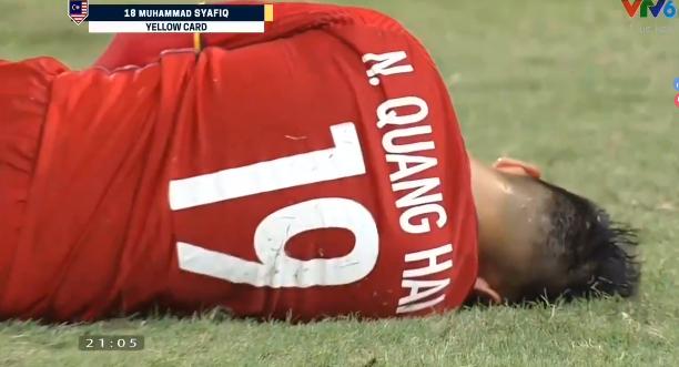 Có thể bạn chưa biết: Trong trận chung kết, có một cầu thủ Việt Nam bị phạm lỗi đến 11 lần - Ảnh 3