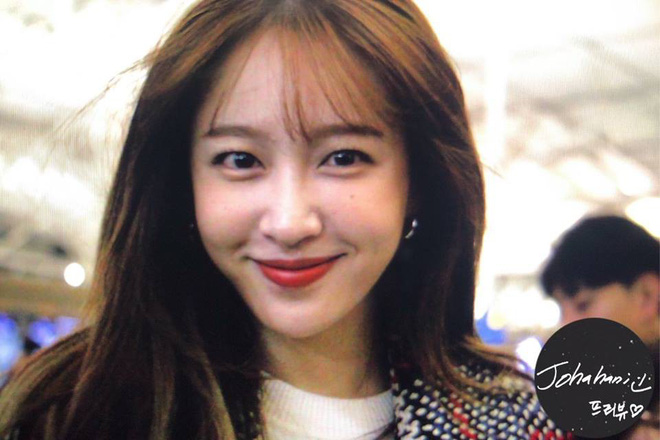 EXID xuất hiện chớp nhoáng ở sân bay Tân Sơn Nhất, nữ thần Hani chiếm trọn spotlight - Ảnh 5