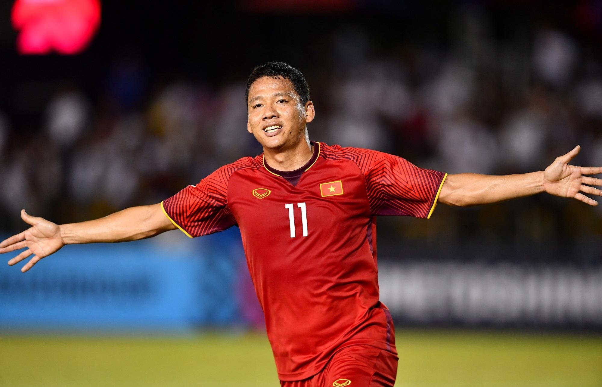 Mới mở màn trận đấu, Anh Đức đã ghi bàn chiếm ưu thế cho đội tuyển Việt Nam, nhận thưởng ngay 1 tỷ - Ảnh 1