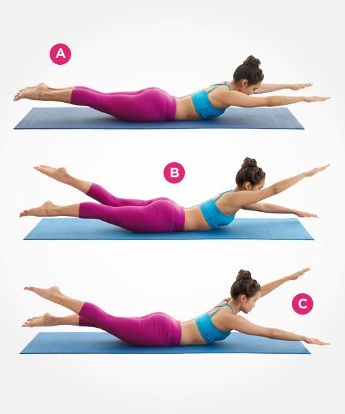 10 bài tập giúp tăng cơ, giảm mỡ để đón tết - Ảnh 10