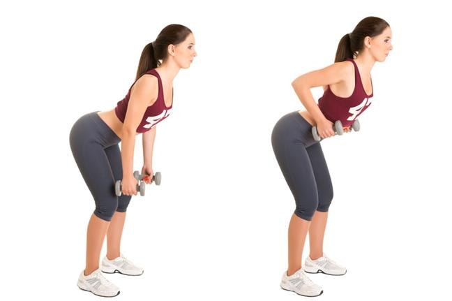 10 bài tập giúp tăng cơ, giảm mỡ để đón tết - Ảnh 2
