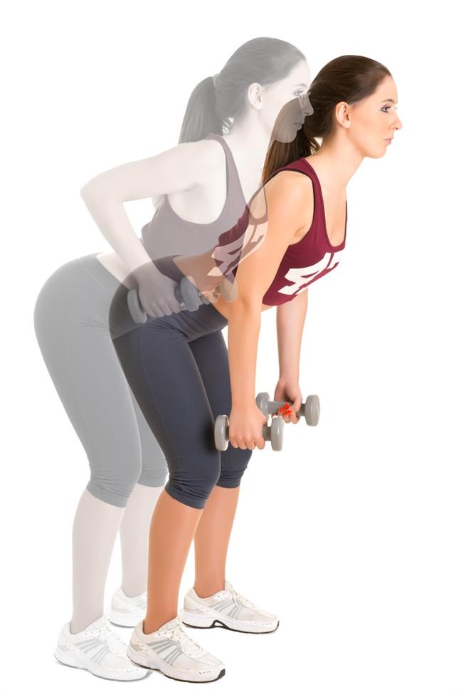 10 bài tập giúp tăng cơ, giảm mỡ để đón tết - Ảnh 3