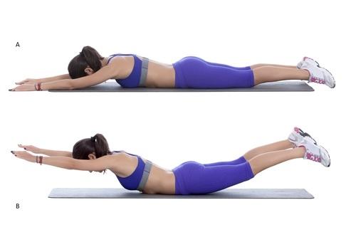 10 bài tập giúp tăng cơ, giảm mỡ để đón tết - Ảnh 4