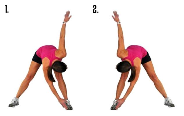 10 bài tập giúp tăng cơ, giảm mỡ để đón tết - Ảnh 6