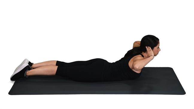 10 bài tập giúp tăng cơ, giảm mỡ để đón tết - Ảnh 7