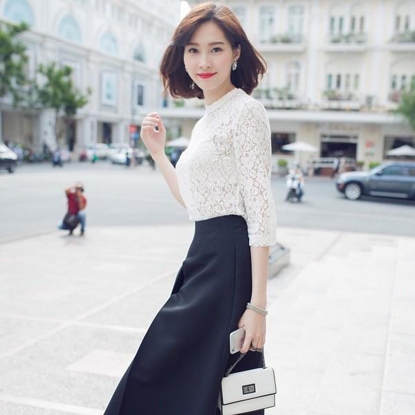 Phụ nữ sẽ luôn xuất hiện với phong cách thanh lịch, nhã nhặn nếu áp dụng 6 quy tắc thời trang này - Ảnh 2