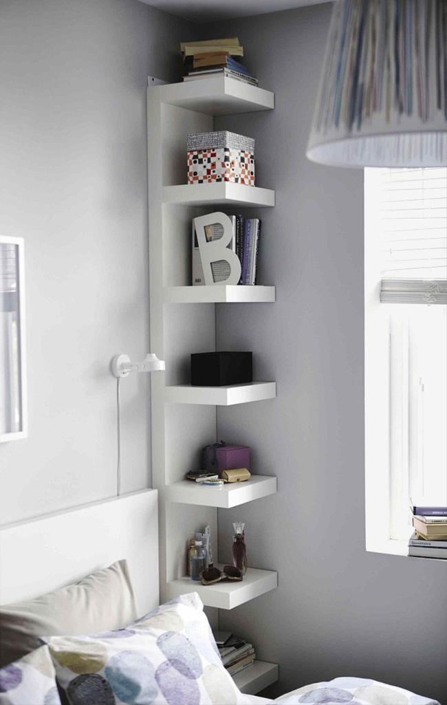 7 món nội thất có giá rẻ bất ngờ bạn có thể mua để lưu trữ tối đa cho phòng ngủ có diện tích nhỏ - Ảnh 1