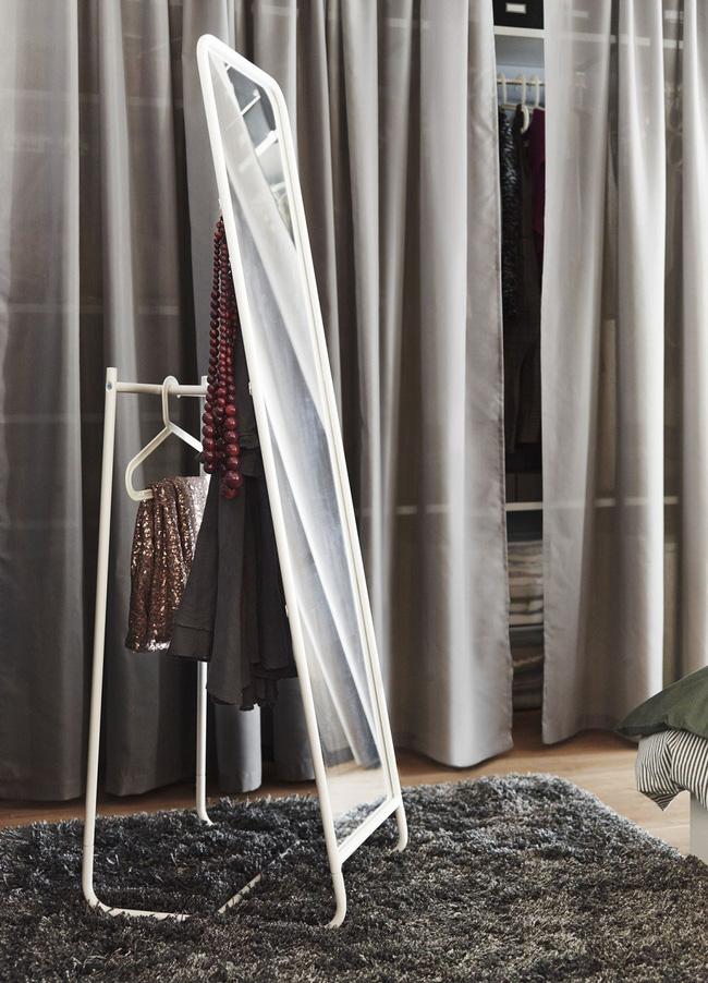7 món nội thất có giá rẻ bất ngờ bạn có thể mua để lưu trữ tối đa cho phòng ngủ có diện tích nhỏ - Ảnh 4