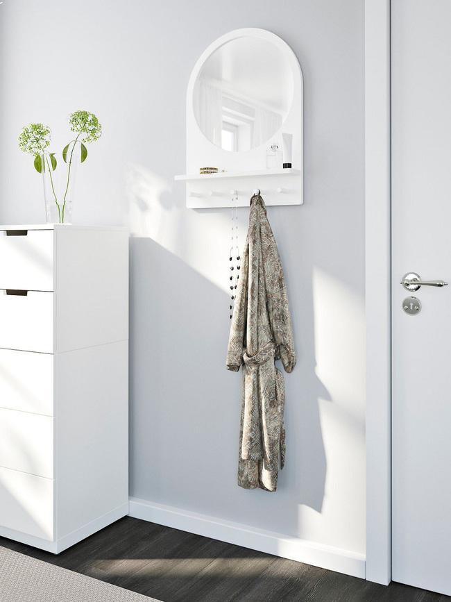 7 món nội thất có giá rẻ bất ngờ bạn có thể mua để lưu trữ tối đa cho phòng ngủ có diện tích nhỏ - Ảnh 5