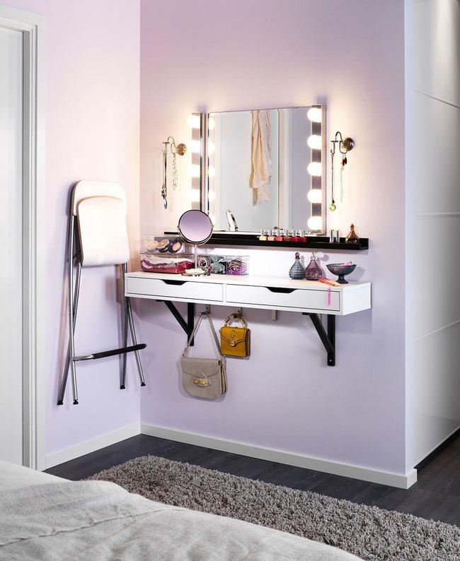 7 món nội thất có giá rẻ bất ngờ bạn có thể mua để lưu trữ tối đa cho phòng ngủ có diện tích nhỏ - Ảnh 7