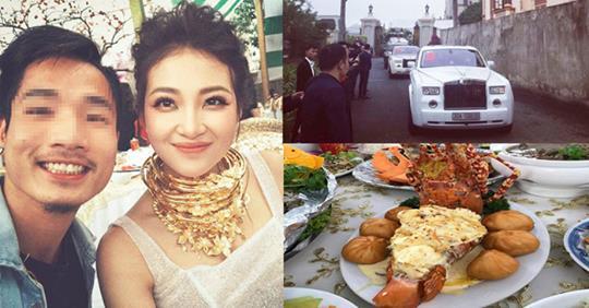 Lâu đài của đại gia Nam Định có con gái đeo vàng trĩu cổ ngày cưới - Ảnh 1