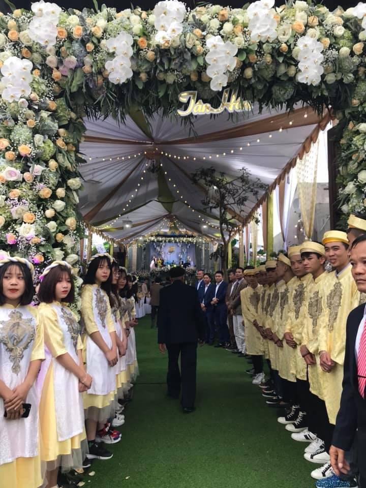 Lâu đài của đại gia Nam Định có con gái đeo vàng trĩu cổ ngày cưới - Ảnh 13