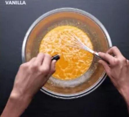 Học cách làm bánh flan kiểu Nhật mịn mượt chưa từng thấy - Ảnh 5