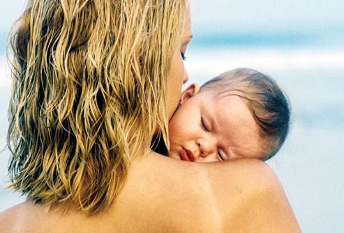 Con khóc ngằn ngặt không nín cha mẹ hãy áp dụng ngay những cách này, đảm bảo trẻ sẽ lại ngoan ngoãn ngay lập tức - Ảnh 5