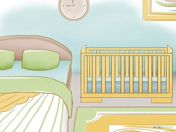 Mách cha mẹ một số cách cực đơn giản giúp trẻ sơ sinh ngủ ngoan một mình trong cũi từ khi mới lọt lòng - Ảnh 5