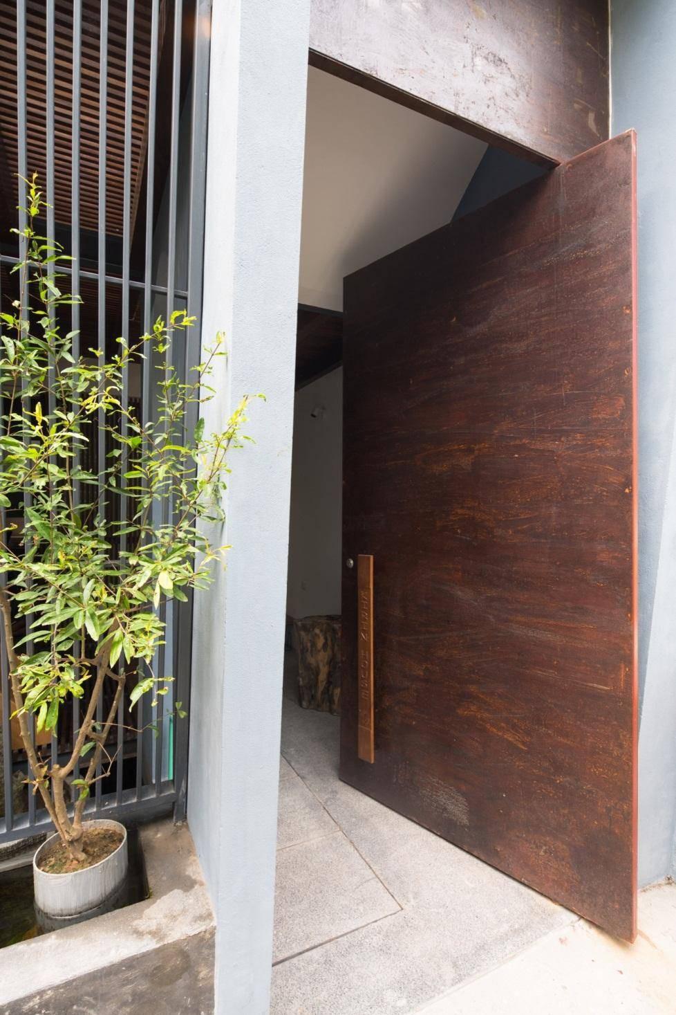 Ngôi nhà ống chỉ vỏn vẹn 36m² nhưng thoáng đẹp bất ngờ của gia đình có trẻ nhỏ ở Gia Lâm, Hà Nội - Ảnh 4