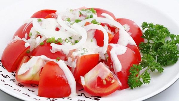 Cách giảm mỡ bụng bằng cà chua nhanh và hiệu quả ngay tại nhà - Ảnh 2