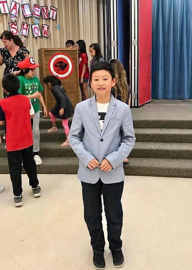 Con trai của Quang Dũng và Jennifer Phạm đón sinh nhật tuổi 12, ngoại hình bảnh bao giống hệt bố của cậu bé thật sự gây bất ngờ - Ảnh 4
