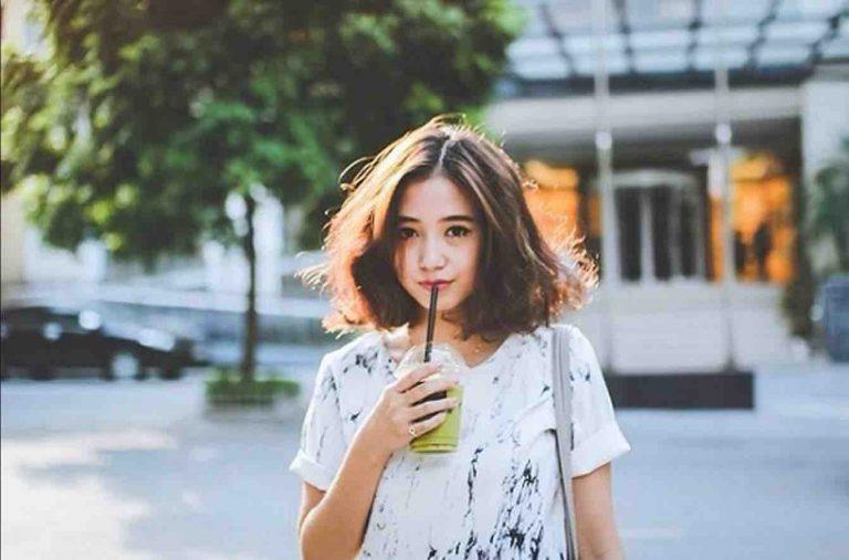 8 kiểu tóc ngắn cho cô nàng mặt tròn thêm xinh trong mùa hè - Ảnh 1