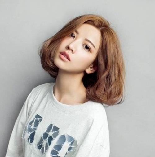 8 kiểu tóc ngắn cho cô nàng mặt tròn thêm xinh trong mùa hè - Ảnh 5