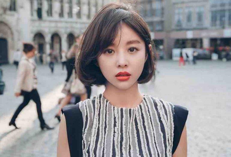 8 kiểu tóc ngắn cho cô nàng mặt tròn thêm xinh trong mùa hè - Ảnh 7