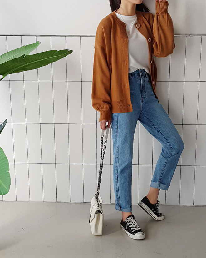 Sắm gì thì sắm, tủ đồ của bạn nên có đủ 4 kiểu quần jeans này để không bao giờ phải lo 'không có gì để mặc' - Ảnh 7