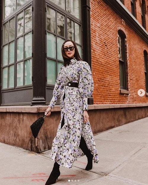 Nàng công sở học được gì từ 2 fashionista đình đám gốc Hàn? - Ảnh 12