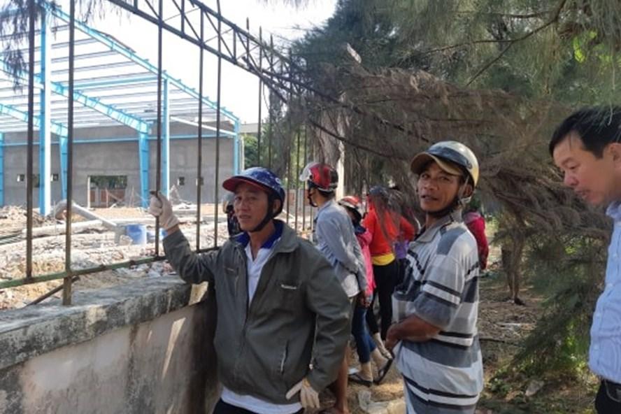 Vụ sập tường công trình khiến 6 người tử vong: 'Suýt nữa không còn được gặp vợ con' - Ảnh 3