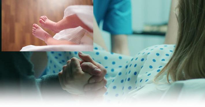 Chờ đợi mòn mỏi 4 ngày mới được sinh con, người phụ nữ sốc nặng khi thấy đứa trẻ chết thảm vì hành động tắc trách của y tá - Ảnh 2