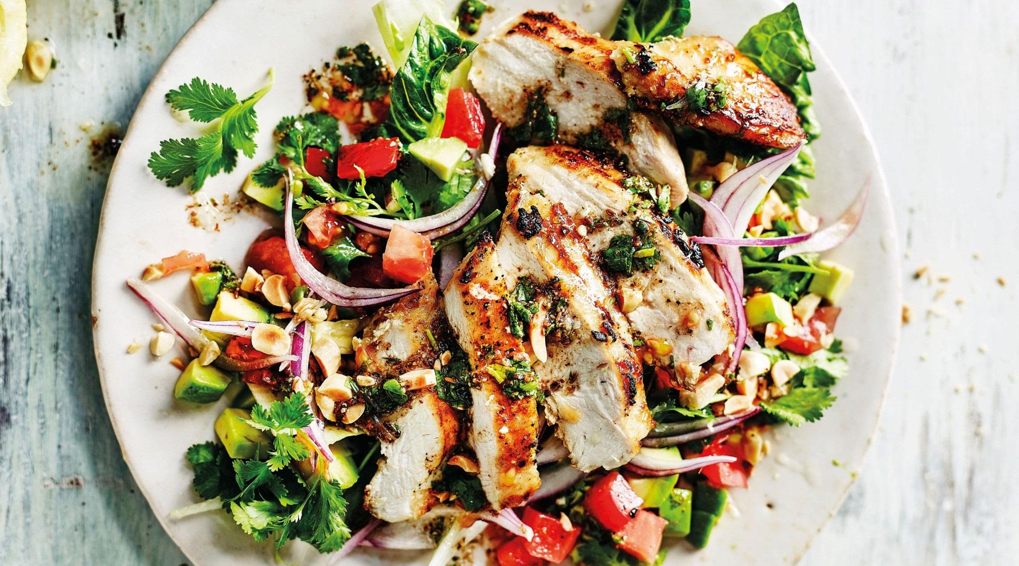 Giảm béo mà vẫn được ăn ngon nhờ thực đơn giảm cân với salad ăn mãi không ngán này - Ảnh 2