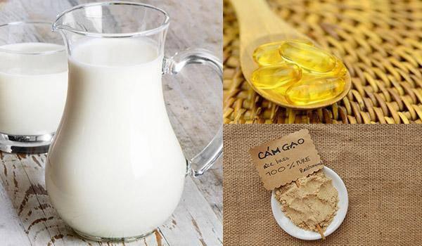 Chỉ dùng sữa tươi đừng mơ có làn da trắng, bạn phải cho thêm thứ này vào nữa cơ - Ảnh 2