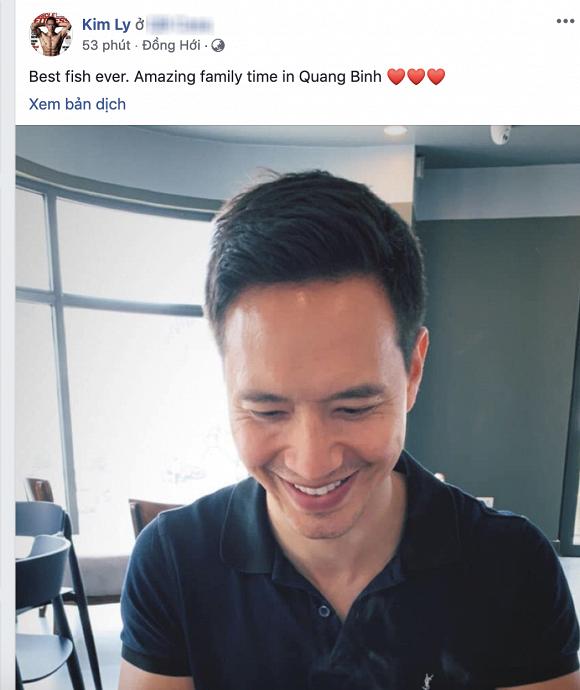 Cùng đăng một bức ảnh, Kim Lý và Hà Hồ lại tiết lộ điều bất ngờ về nhau - Ảnh 2