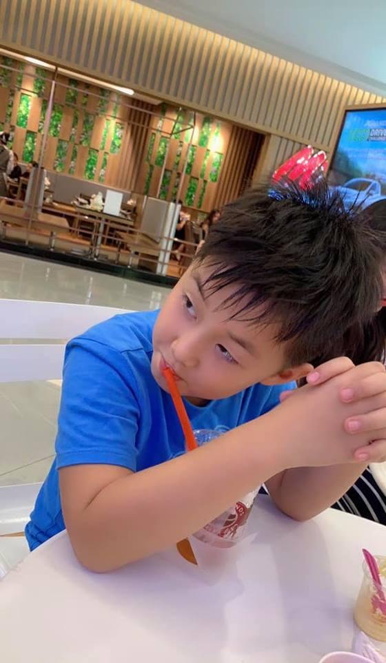 Đang bầu bí, Lê Phương nghẹn ngào khi đọc thư con trai gửi lúc cậu bé sắp xa mẹ - Ảnh 3