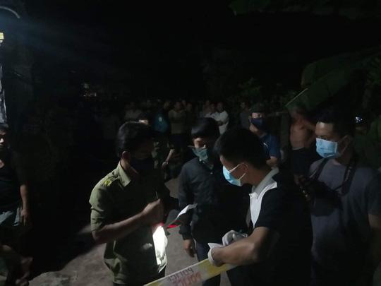 Bình Dương: Nghi án giết người rồi mang xác bỏ trong bồn nhựa, đổ bê tông lên để phi tang - Ảnh 1