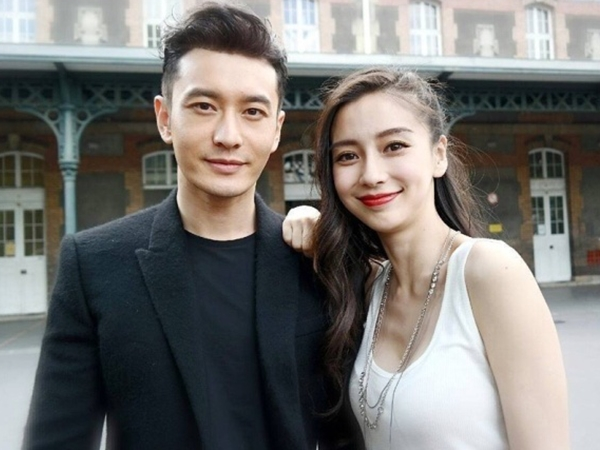 Khoe hình Huỳnh Hiểu Minh trên sóng truyền hình, Angela Baby đập tan tin đồn ly hôn - Ảnh 2