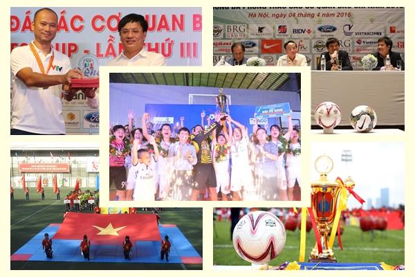Press Cup 2019: Sự trở lại của một sân chơi chất lượng - Ảnh 1