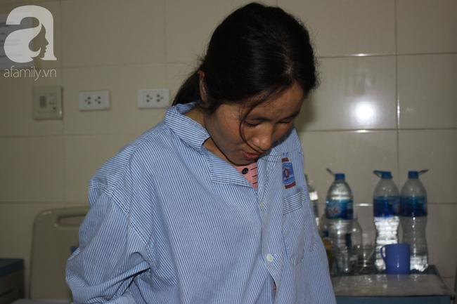 Vợ và con trai 16 tuổi mắc bệnh u não, người chồng nghèo bất lực giành giật sự sống từng ngày cho 2 mẹ con - Ảnh 5