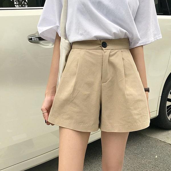 """Mẫu quần short dáng rộng """"lên ngôi"""" hè 2020 - Ảnh 5"""