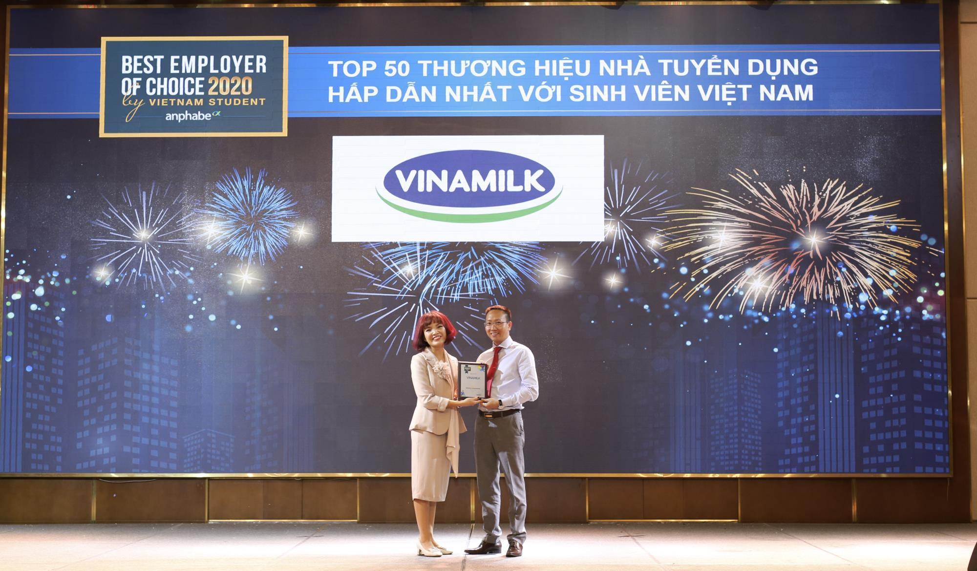 Thế hệ trẻ và những lý do khao khát 'đầu quân' cho một công ty sữa Việt - Ảnh 1