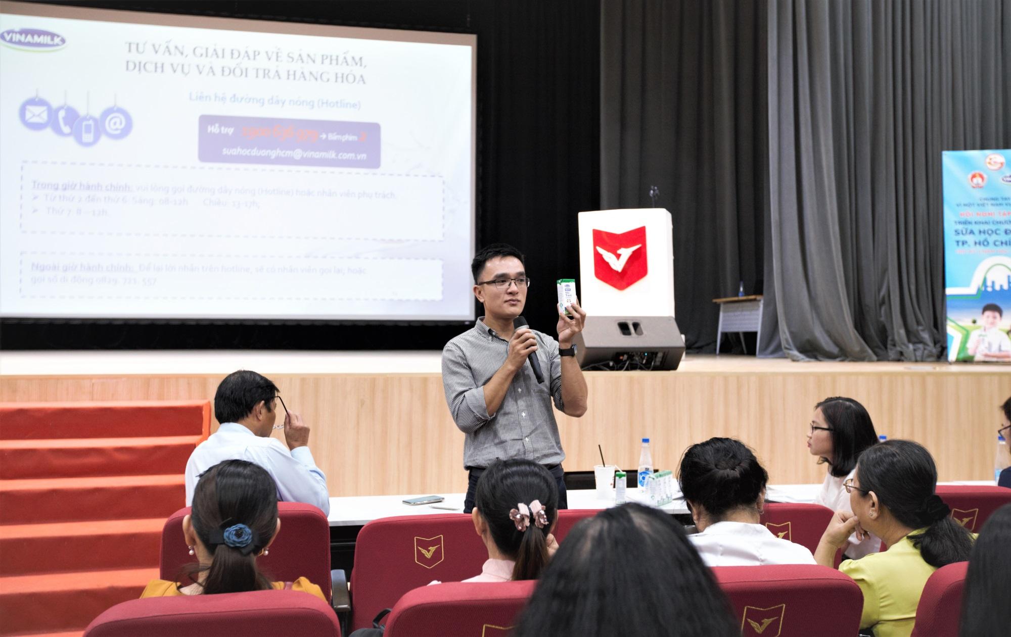 Thế hệ trẻ và những lý do khao khát 'đầu quân' cho một công ty sữa Việt - Ảnh 3