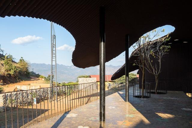 Trường mầm non giữa núi rừng Sơn La bất ngờ lọt top 10 công trình kiến trúc mới ấn tượng nhất thế giới năm 2020 - Ảnh 5