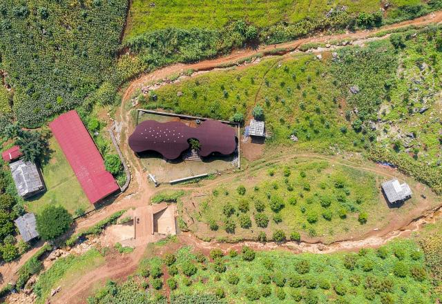 Trường mầm non giữa núi rừng Sơn La bất ngờ lọt top 10 công trình kiến trúc mới ấn tượng nhất thế giới năm 2020 - Ảnh 6
